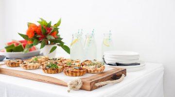 Social media course food photo