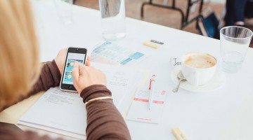 Linkedin training course mobile photo